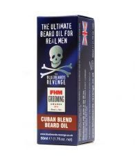 Масло для бороды The Bluebeards Revenge Cuban Blend 50ml