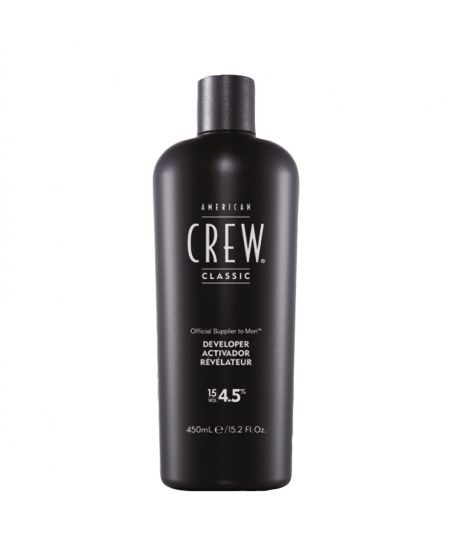 Биоактиватор American Crew Precision Blend Developer 4,5% 450 мл