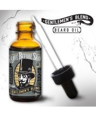Масло для бороды Grave Before Shave Gentlemens Blend (Bourbon scent)
