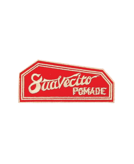Нашивка Suavecito Pomade Patch