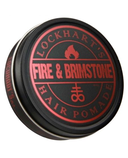 Помада Lockhart's Fire & Brimstone Heavy Hold