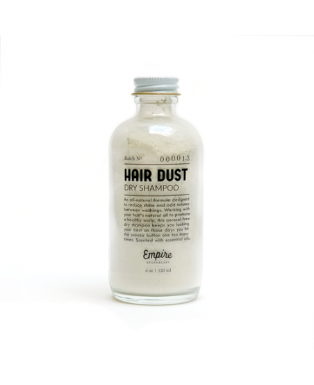 Сухой шампунь Empire Apothecary Hair Dust Dry Shampoo