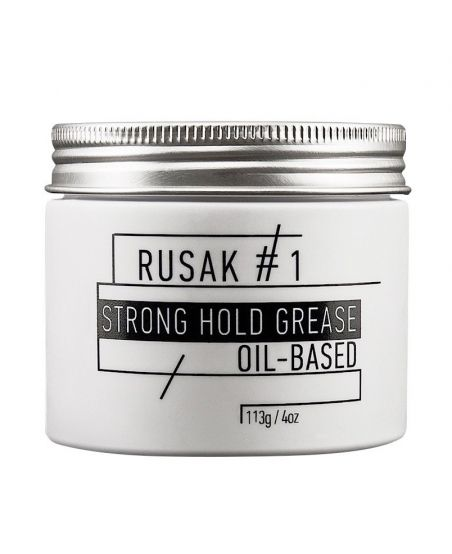 Бриолин Rusak #1 Strong Hold Grease