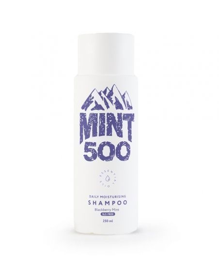 Шампунь Mint500 Daily Shampoo Blackberry Mint