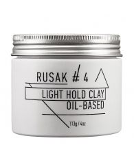 Глина Rusak #4 Light Hold Clay