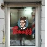 Открытие Pomades Corner на Преображенской площади