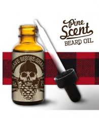 Масло для бороды Grave Before Shave - Pine Scent 30 мл
