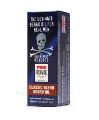 Масло для бороды The Bluebeards Revenge Classic Blend 50ml