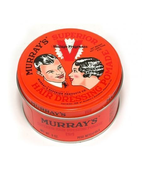 Помада Murray's Superior Vintage Edition