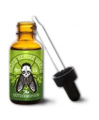 Масло для бороды Grave Before Shave - The Outdoorsman Blend
