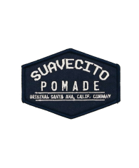 Нашивка Suavecito Coaches Patch