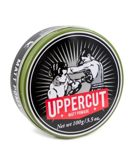 Помада Uppercut Deluxe Matt Pomade