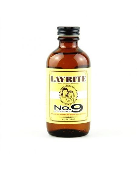 Layrite Bay Rum Aftershave