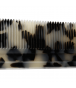 Расческа Suavecito Black Ivory Handle Comb
