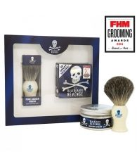 Набор для бритья The Bluebeards Revenge Shaving Cream and Badger Brush Kit