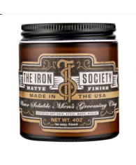 Глина The Iron Society Matte Finish Clay